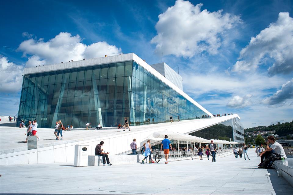 Den norske opera program 2019